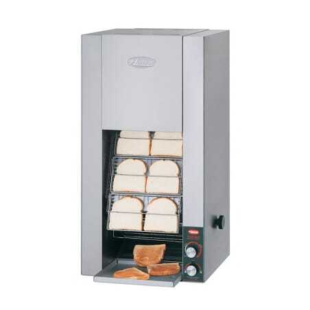 Toaster à Convoyeur Toast-king - 600 tranches  Hatco - 1