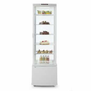 Vitrine réfrigerée - 280 litres HENDI - 1