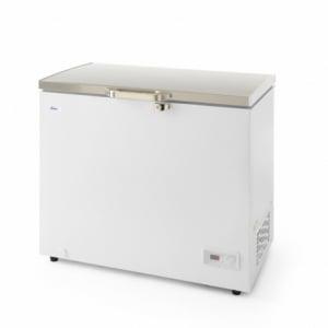 Congélateur coffre économique en énergie 282L HENDI - 1