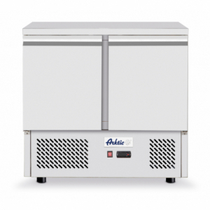 Réfrigérateur Comptoir Kitchen Line - 300 L HENDI - 1