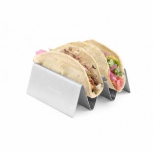 Support pour taco 2 fentes HENDI - 1