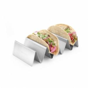 Support pour taco 4 fentes HENDI - 1