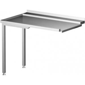 Table de décharge pour lave-vaisselle côté droit HENDI - 1