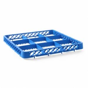 Rehausseur pour casier de lavage 9 compartiments HENDI - 1