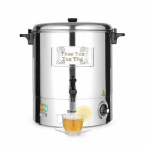 Distributeur de boissons chaudes 30 L en inox HENDI - 1