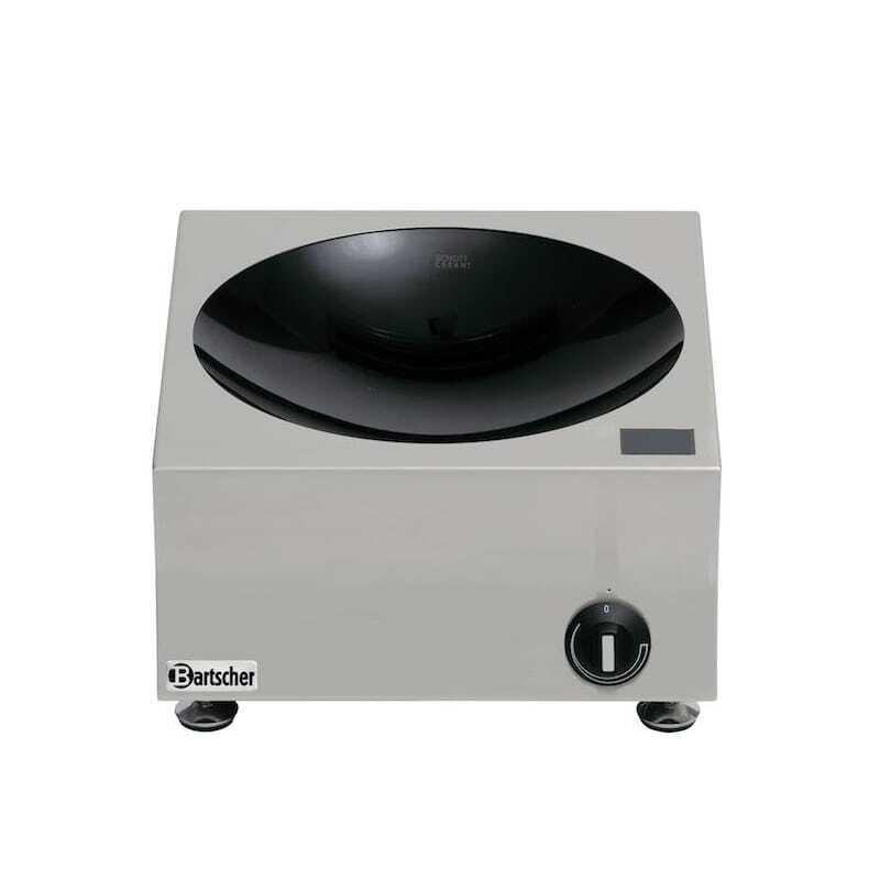 wok à induction classique