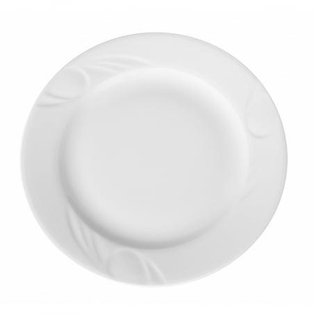 Assiette plate en porcelaine ø240 Karizma HENDI - 1