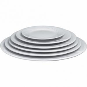 Assiette plate en porcelaine ø320 Karizma HENDI - 3