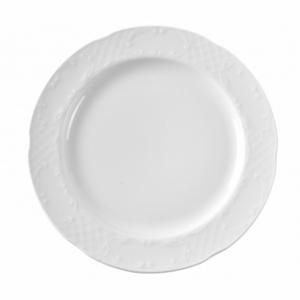 Assiette plate en porcelaine ø270 Flora HENDI - 1