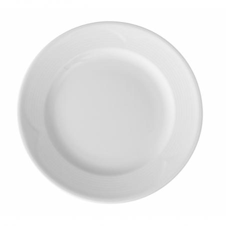 Assiette plate en porcelaine ø240 Saturn HENDI - 1