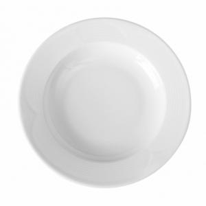Assiette creuse en porcelaine ø220 Saturn HENDI - 1