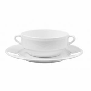 Bol à soupe en porcelaine Saturn HENDI - 1
