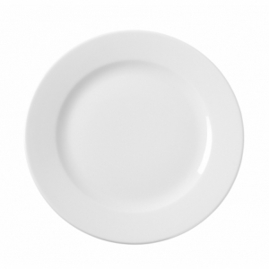 Assiette plate en porcelaine ø240 Delta HENDI - 1