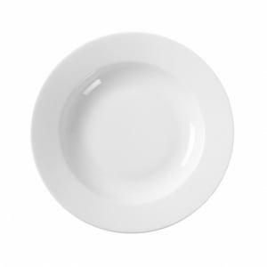 Assiette creuse en porcelaine ø230 Delta HENDI - 1