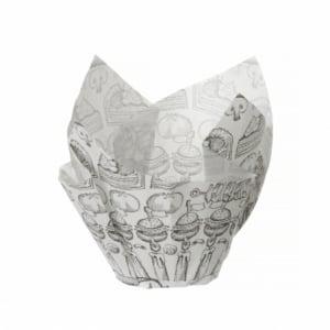 Papier sulfurisé préformé - 150 pièces HENDI - 1