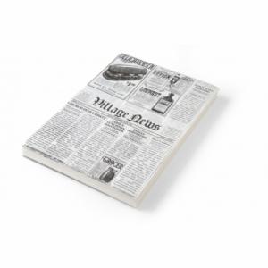 Papier sulfurisé impression journal 250x350 - 500 pièces HENDI - 1