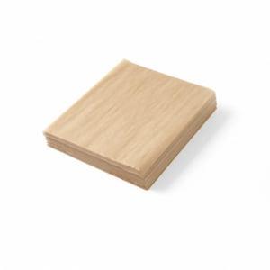 Papier sulfurisé beige 200x250 - 500 pièces HENDI - 1