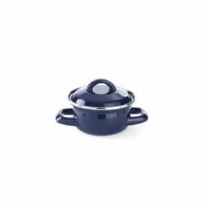 Marmite à soupe ou à sauce bleue HENDI - 1