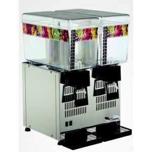 Distributeur De Boisson Refrigeree 2 Bacs X 12 Litres