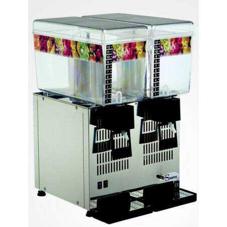 Distributeur de Boissons Réfrigérées - 2x12 Litres Santos - 1