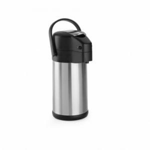 Pot à pompe isotherme - 3L HENDI - 1
