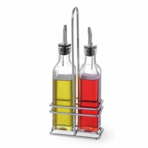 Ménagère pour huile et vinaigre HENDI - 1