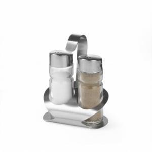 Ménagère sel et poivre HENDI - 1
