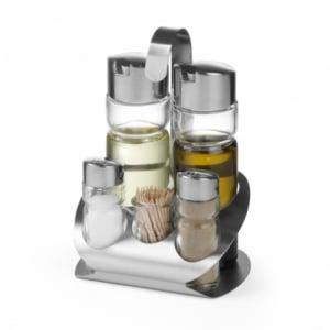 Ménagère de Table - 5 pièces HENDI - 1