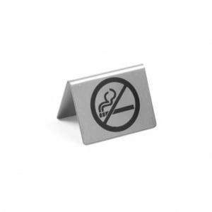 Chevalet de Table Non Fumeur en Inox HENDI - 1