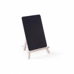 Ardoise de table avec support grand modèle - 2 pièces HENDI - 1