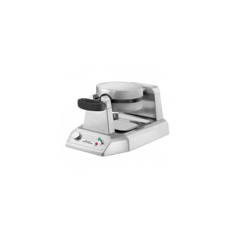 Gaufrier Simple Professionnel Rotatif Waring - 1