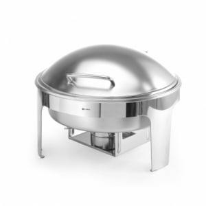 Chafing dish rond finition satiné Profi Line HENDI - 1