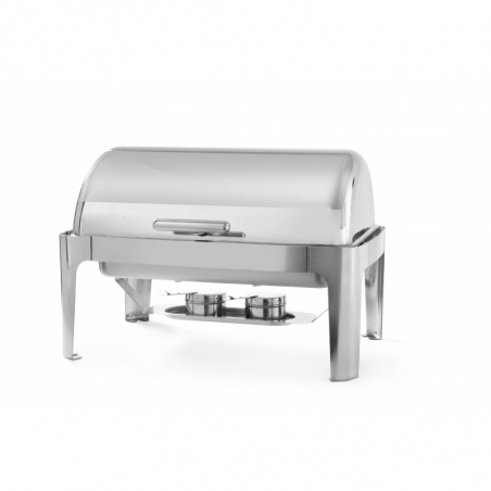 Rolltop-Chafing Dish Gastronorme 1/1 Inox HENDI - 1