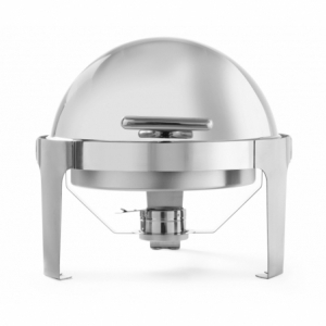 Rolltop-Chafing dish - rond HENDI - 1