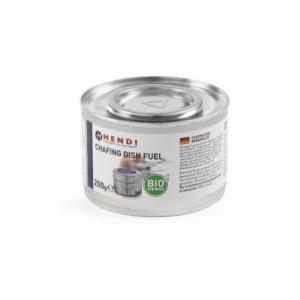 Pâte Combustible pour Chafing Dish en Boîte - 72 pièces HENDI - 1