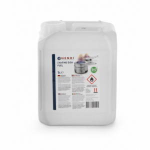 Combustible pour Chafing Dish en Bidon - 5 L HENDI - 1