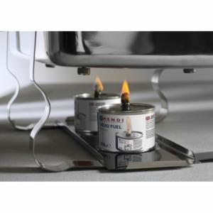 Combustible Liquide avec Mèche Hendi 6h - 6 pièces HENDI - 2