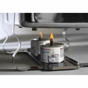 Combustible Liquide avec Mèche Hendi 4h - 24 pièces HENDI - 2