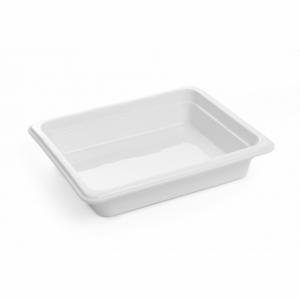 Bac Gastronorme en Porcelaine - GN 1/2 HENDI - 1