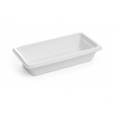 Bac Gastronorme en Porcelaine - GN 1/3 HENDI - 1