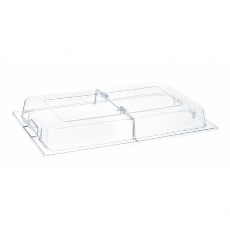Couvercle de Présentation Transparent - GN 1/1 HENDI - 1