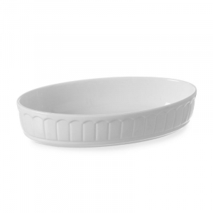 Plat à four ovale 220x130 - Rustica HENDI - 1