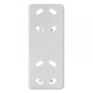 Clip pour Casier de Lavage - Blanc HENDI - 1