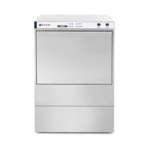 Lave-vaisselle K50 avec pompe de vidange HENDI - 1