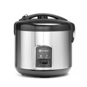 Cuiseur à riz avec fonction cuisson vapeur 1,8 L HENDI - 1
