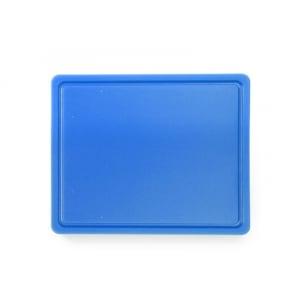 Planche à Découper HACCP - GN 1/2 - Bleu - 12 mm d'Epaisseur HENDI - 1