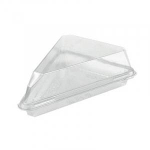 Boîte pour Part Triangulaire avec Couvercle - Lot de 90 FourniResto - 3