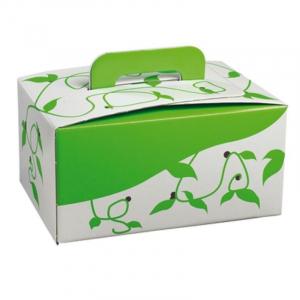 Boîte Plein Air en Carton - 281 x 201 x 140 - Lot de 60 FourniResto - 1
