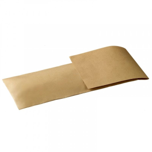 Sachet en Papier pour Couverts - 210 x 80 mm - Lot de 2 500 FourniResto - 1