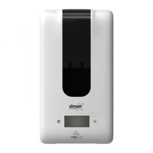 Distributeur de Savon et de Gel Hydroalcoolique avec Thermomètre FourniResto - 1